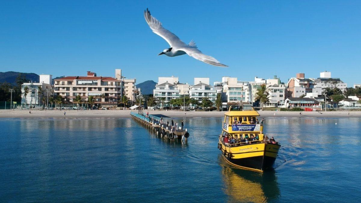 Projeto Limpeza dos Mares programa ação em Florianópolis